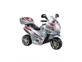 13841 elektricka motorka mala bayo silwer