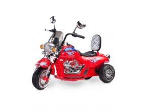 4868 elektricka motorka toyz rebel red