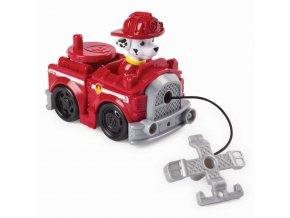 Tlapková patrola malá vozidla s postavičkou - Marshall