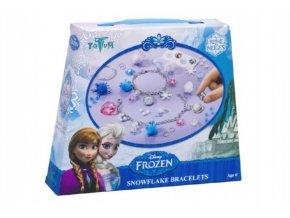 Kreativní sada - šperky Ledové království/Frozen v krabičce 18x15x3cm