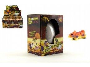 Vejce maxi líhnoucí a rostoucí velký dinosaurus 11cm v krabičce 6 ks v boxu