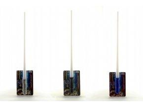 Meč se zvukem plast 50cm na baterie se světlem se zvukem na kartě