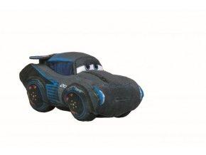 CARS 3: Jackson Storm plyš 15cm