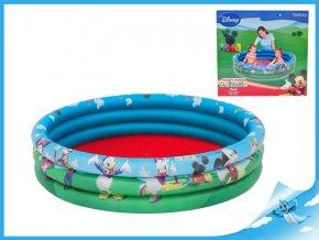 Bazén nafukovací Mickey Mouse 122x25cm