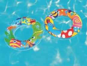 Kruh 56cm - mořský svět a louka
