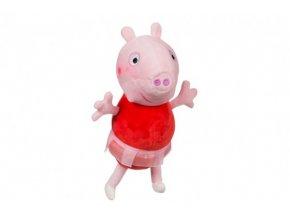 Prasátko Peppa postavička Pepina balerína plyš 25cm v sáčku 0+