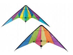 Drak létající nylon 160x80cm