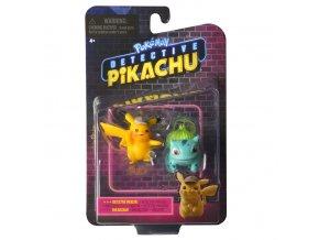 Pokémon figurky detektiv Pikachu