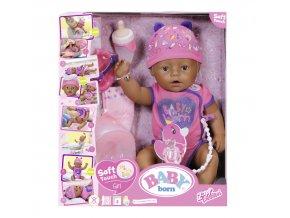 """BABY born®, černoušek """"Soft touch"""", 43 cm"""