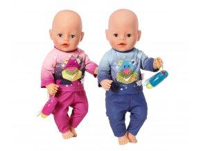Baby Born Pyžamo s baterkou, 2 druhy