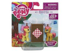 My Little Pony FIM SBĚRATELSKÝ HRACÍ SADA