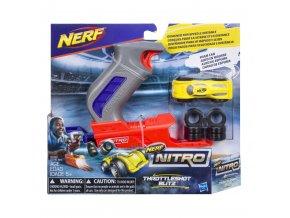 Nerf Nitro Throttleshot Blizt (Různé druhy)
