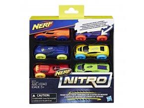 Nerf Nitro náhradní nitro 6 ks (Různé druhy)