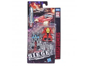 Transformers GEN WFC MICROMASTER AST
