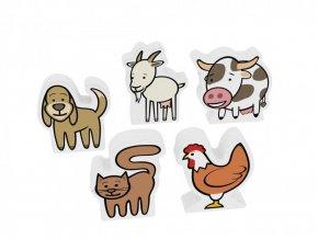 ZVÍŘATKA DOMÁCÍ 2 - kráva