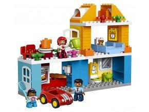 LEGO Duplo Rodinný dům