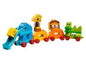 LEGO Duplo Můj první box se zvířátky