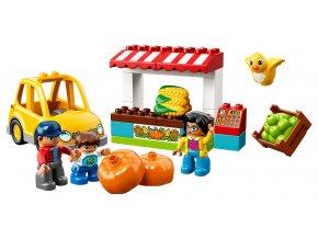 LEGO Duplo Farmářský trh
