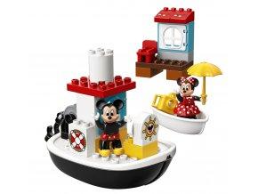 LEGO Duplo Mickeyho loďka