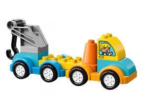LEGO Duplo Můj první odtahový vůz