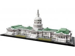 LEGO Architekt Kapitol Spojených států amerických