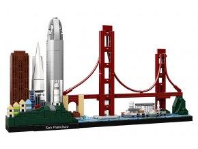 LEGO Architekt San Francisco