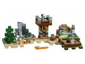 LEGO Minecraft Kreativní box 2.0