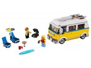 LEGO Creator Surfařská dodávka Sunshine