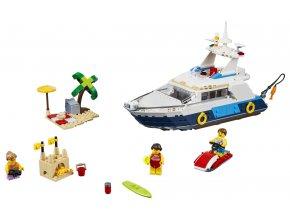 LEGO Creator Dobrodružná plavba
