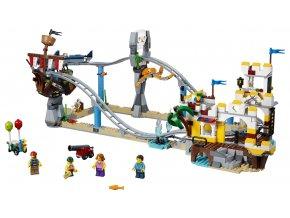 LEGO Creator Pirátská horská dráha