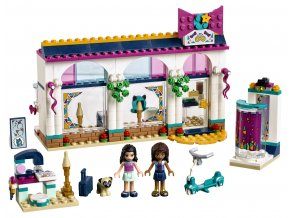 LEGO Friends Andrea a její obchod s módními doplňky