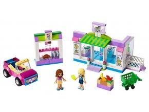 LEGO Friends Supermarket v městečku Heartlake
