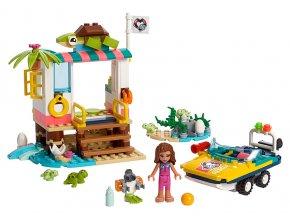 LEGO Friends Mise na záchranu želv