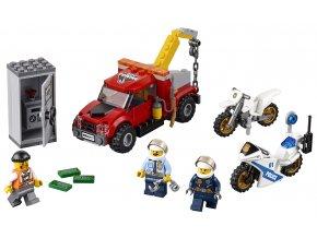 LEGO City Trable odtahového vozu