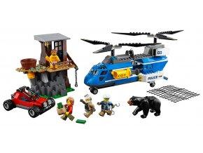 LEGO City Zatčení v horách