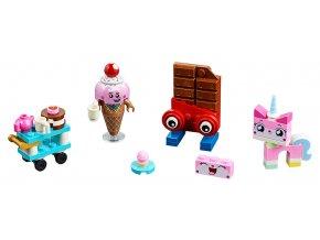 LEGO Movie Nejroztomilejší přátelé Unikitty!