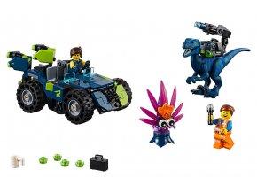 LEGO Movie Rexův rextrémní terénní vůz!