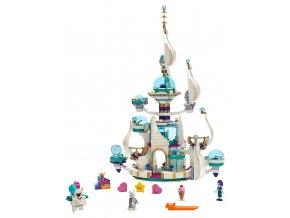 """LEGO Movie """"Hrozivý"""" vesmírný palác královny Libovůle"""