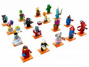 LEGO Minifigurky 18. série: Párty