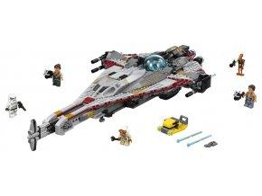 LEGO Star Wars Vesmírná loď Arrowhead