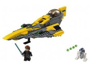 LEGO Star Wars Anakinův jediský Starfighter