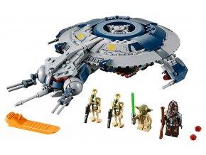 LEGO Star Wars Dělová loď droidů