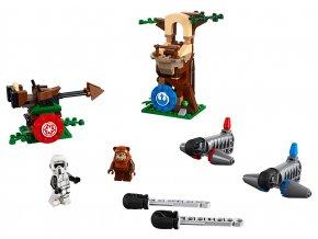 LEGO Star Wars Napadení na planetě Endor™