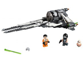 LEGO Star Wars Stíhačka TIE Black Ace