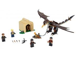 LEGO Harry Potter Maďarský trnoocasý drak: Turnaj tří kouzelníků
