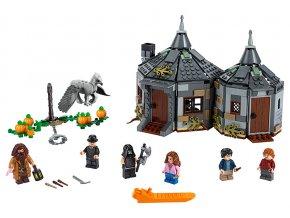 LEGO Harry Potter Hagridova bouda: Záchrana Klofana
