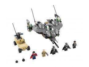 LEGO Super Heroes Superman: Bitva o Smallville
