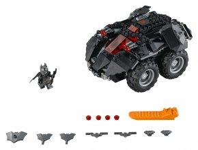LEGO Super Heroes Batmobil ovládaný aplikací