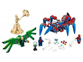 LEGO Super Heroes Spider-manův pavoukolez