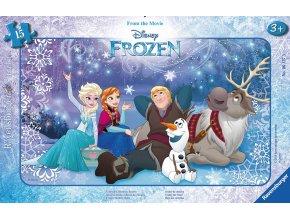 Disney Ledové království 15 dílků